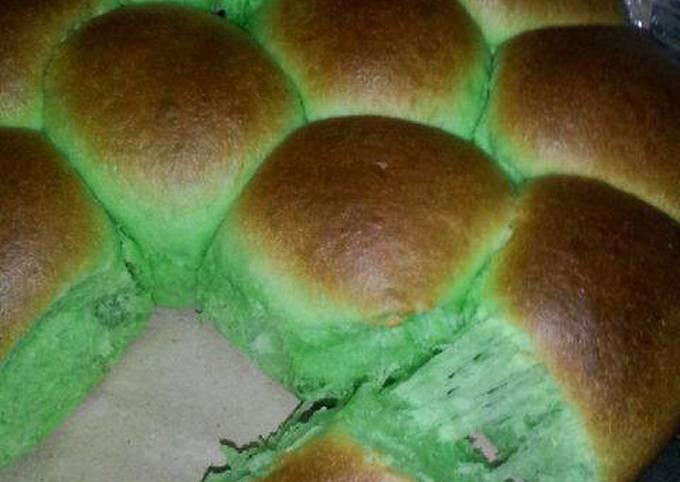 Resep Killer soft bread aka roti sobek isi coklat