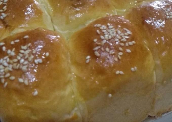 Resep Roti Sobek / roti kasur