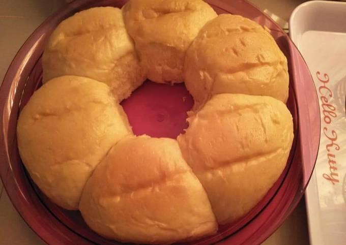 Resep: Roti Sobek isi tanpa telur