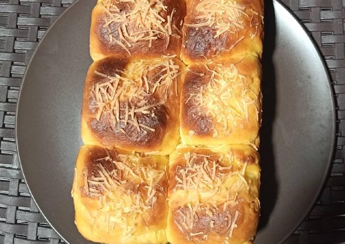 Resep: Roti sobek aneka isi