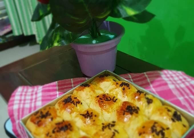 Resep Roti sobek menul-menul