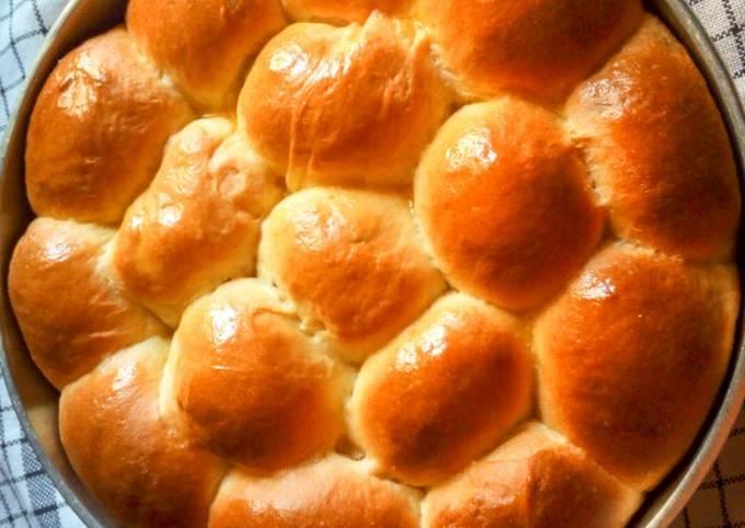 Resep Roti Sobek Menul isi coklat