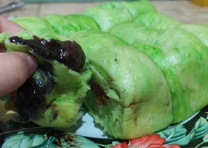 Resep: Roti sobek kukus menul