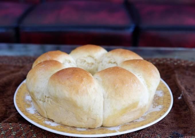 Resep Roti sobek menul2 anti bantet..