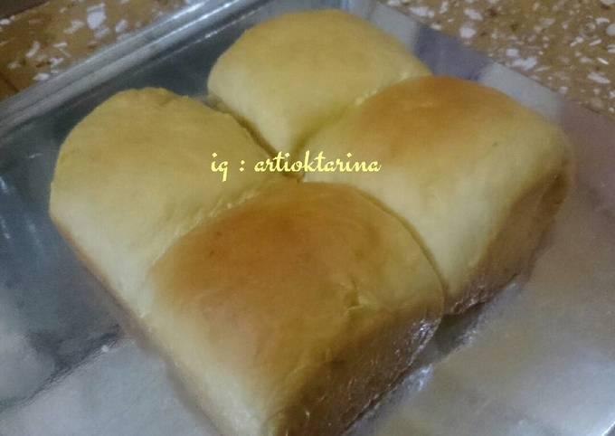 Resep Roti sobek menul (anti gagal)