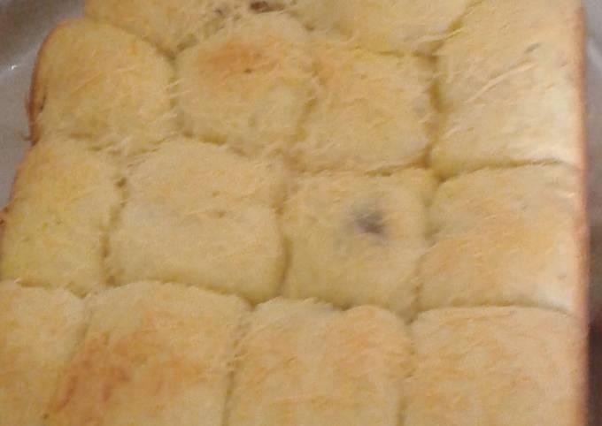 Resep: Roti Sobek isi Menul..Menul