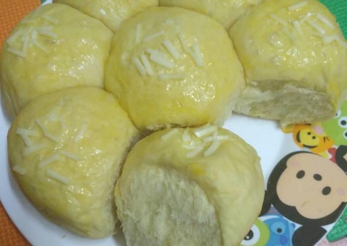 Resep Roti Sobek takaran sendok, pakai teflon atau magic com