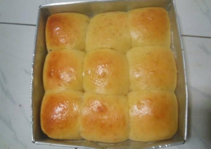 Resep: Roti sobek isi keju quickmelt
