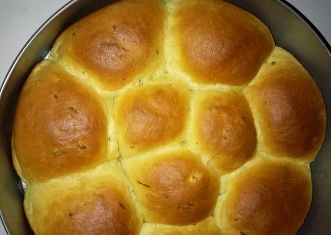 Resep: Roti sobek gurih isi ayam