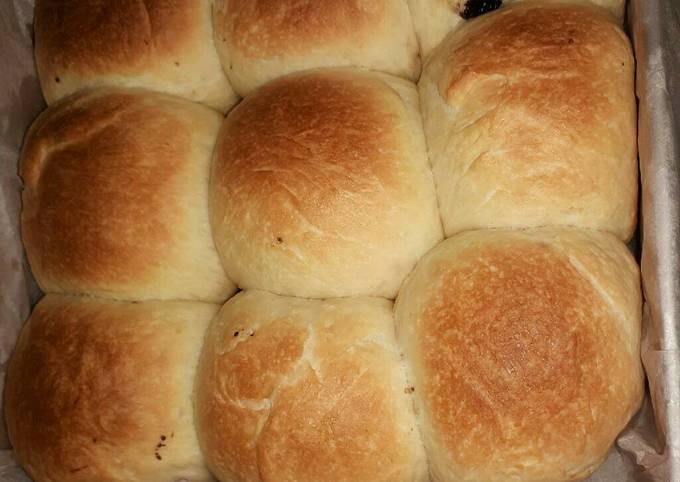 Resep Roti sobek lembuttt