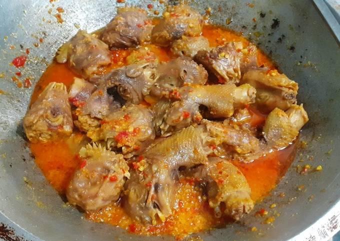 Resep: Seblak kepala ayam