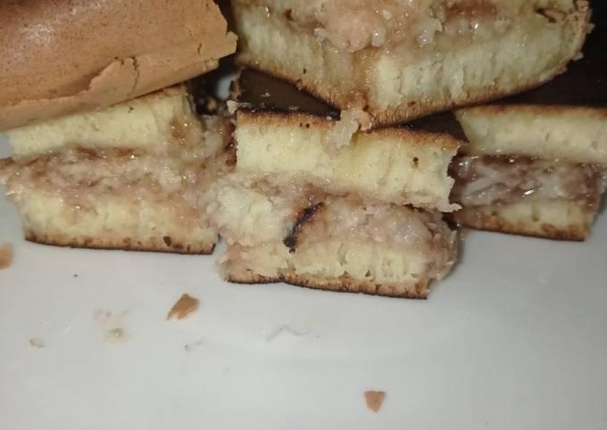 Resep: Martabak manis (takaran sendok)
