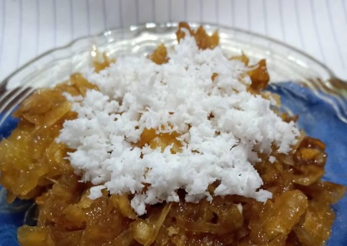 Resep: Sawut (jajanan pasar)