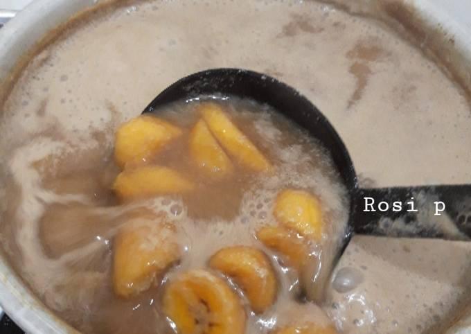 Resep: Kolak pisang, rasa jajanan pasar