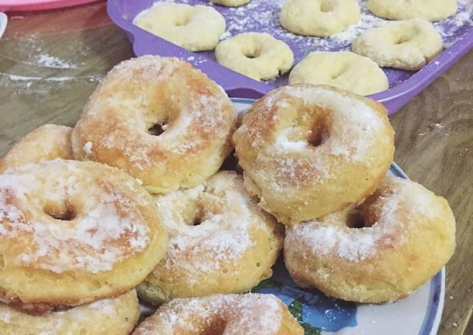 Resep: Donat Kentang / Kue / Jajanan pasar