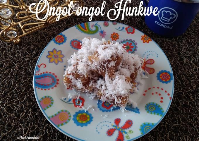 Resep Ongol-ongol Hunkwe