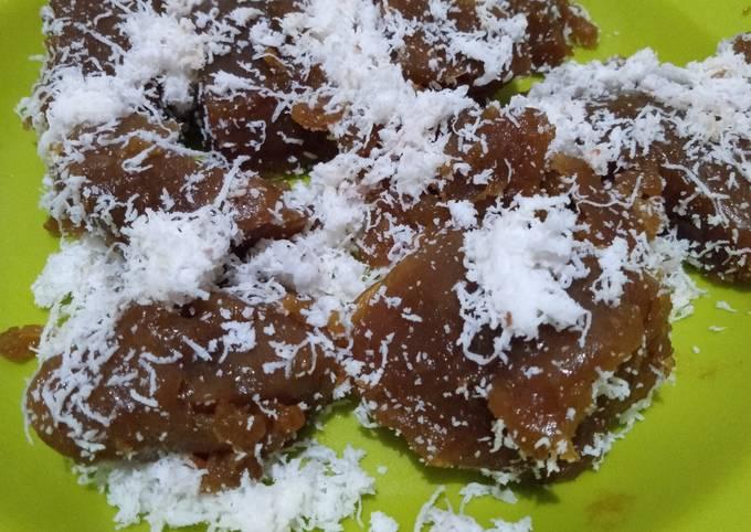 Resep: Ongol ongol gula aren