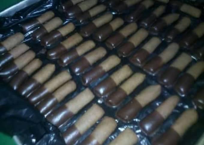 Resep Jari manis cookies