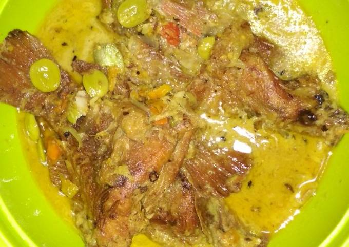 Resep: Mangut ikan nila