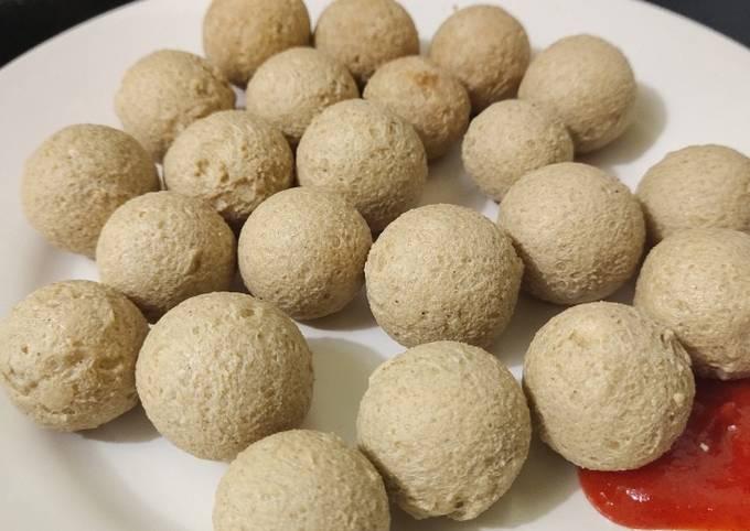 Resep: Tahu bulat keju ala Binsele tanpa baking Powder