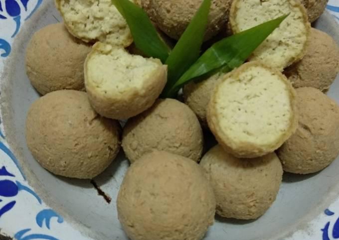 Resep Tahu Bulat tanpa Baking powder