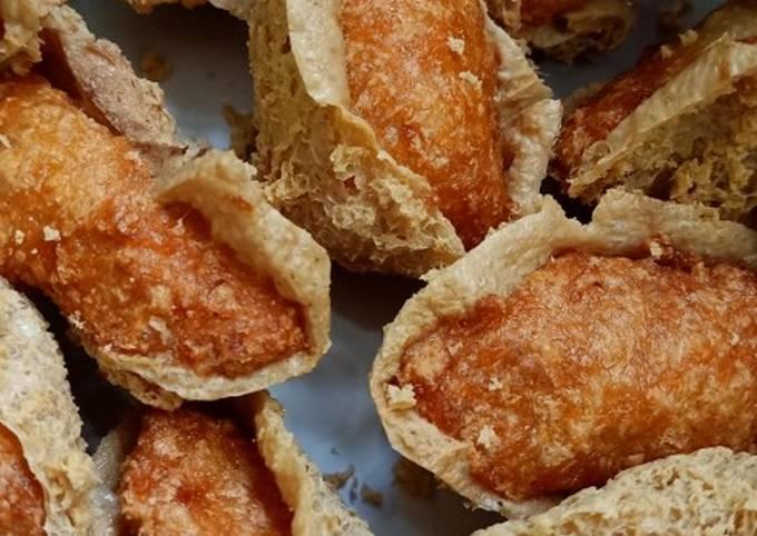 Resep Tahu Walik isi Ayam