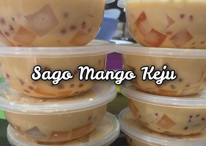Resep Sago Mango Keju - Ide Jualan Mudah dan Murah