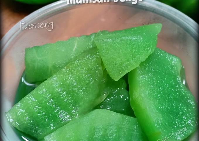 Resep Manisan Beligo (blonceng)