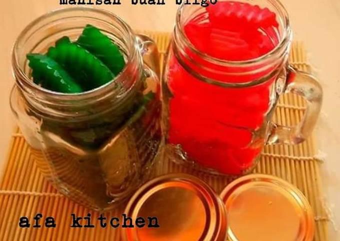 Resep: Manisan buah bligo(kundur)