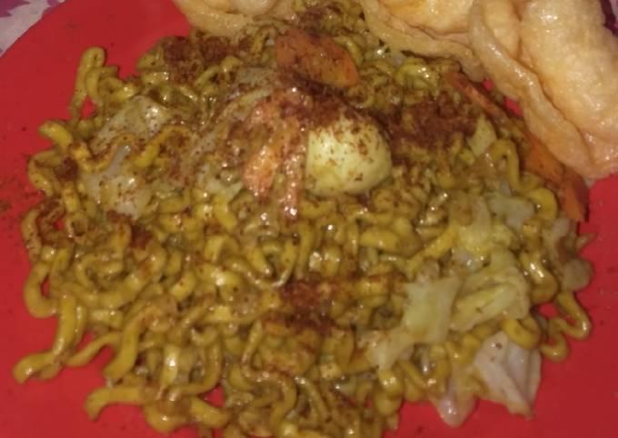 Resep Bakmi goreng jawa
