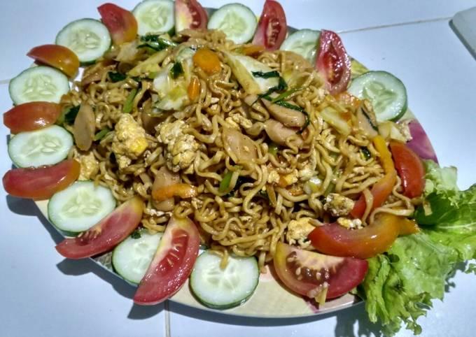 Resep Mi goreng Jawa