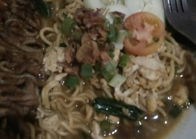 Resep: Mie godog jawa#pekan inpirasi#cookpadcomunity