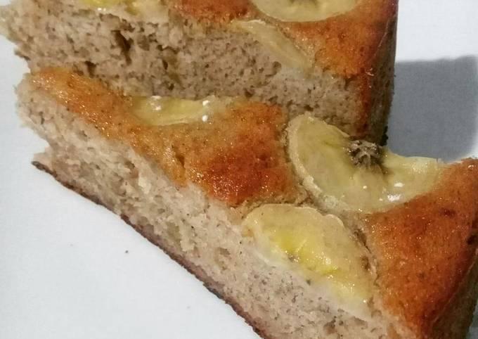 Resep: Cake pisang putih telur ekonomis