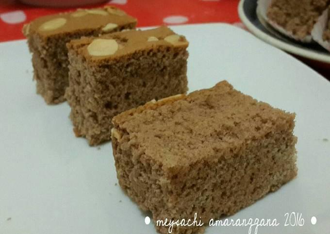 Resep: Spiku Almond (basic Bolu Air)