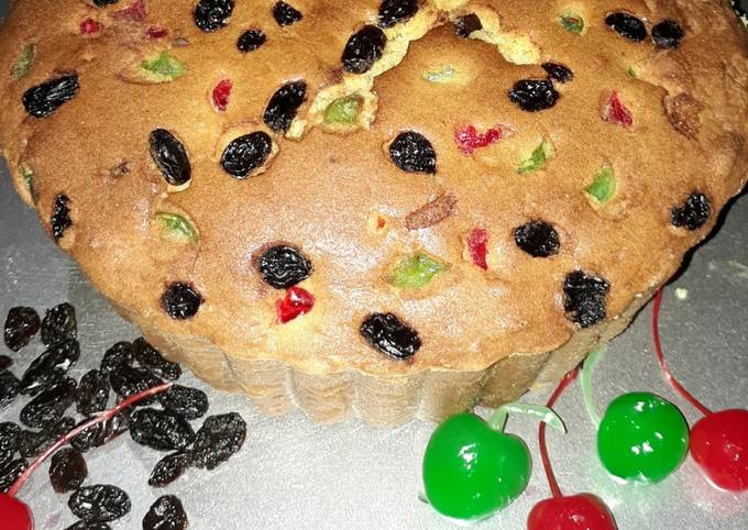 Resep: Fruit Cake / Cake buah