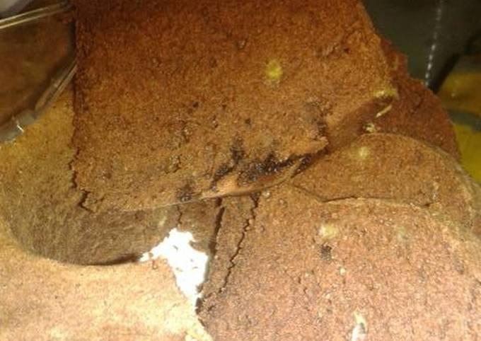 Resep: Cake banana coklat kukus