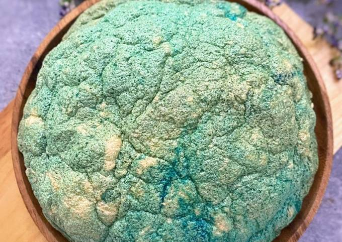 Resep Cloud bread viral - Roti Awan