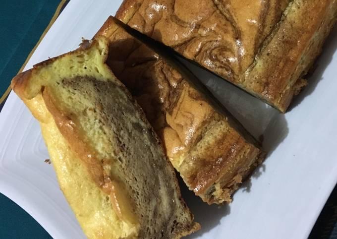 Resep: Cloud bread keto