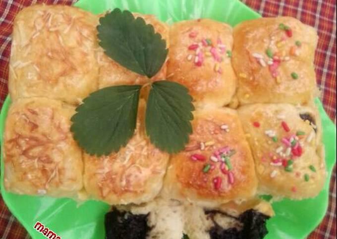 Resep: Roti Sobek empuk (Cloud bread)