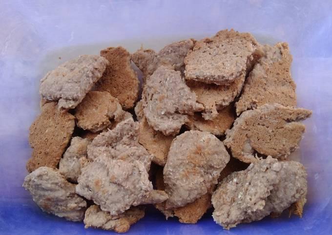Resep: Cookies coklat ampas kelapa