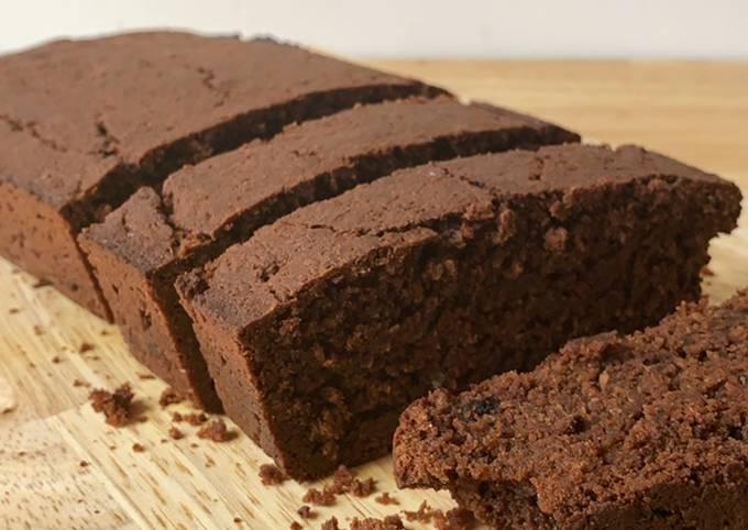 Resep Kue coklat #vegan dengan ampas tahu (Okara)