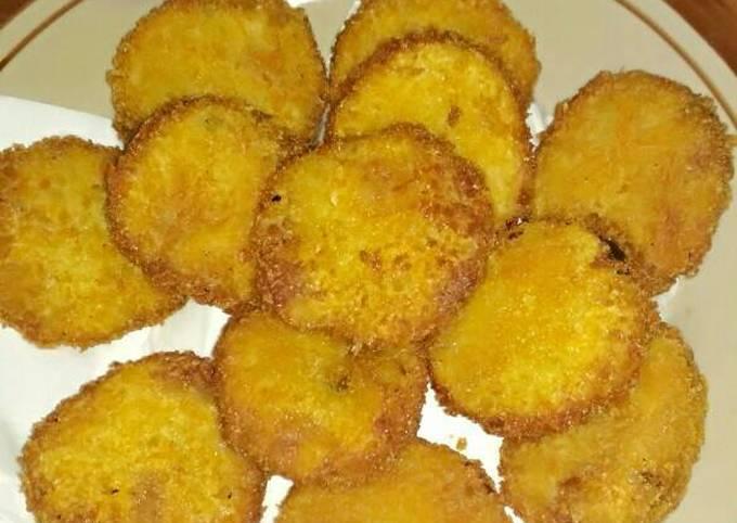 Resep Okara Nugget (ampas susu kedelai)