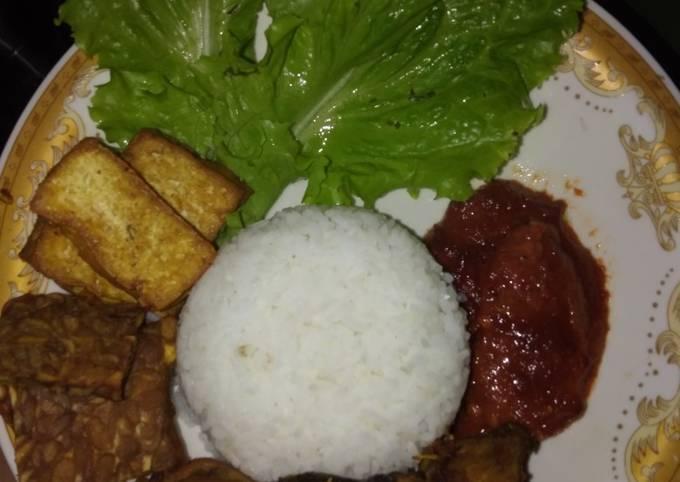 Resep Pecel ayam/lele sambal lamongan