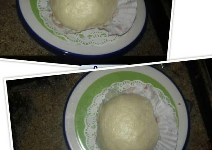 Resep: Bakpao simpel ny liem
