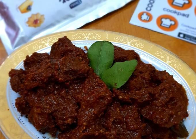 Resep Rendang Daging khas Pariaman