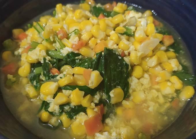 Resep Tumis jagung