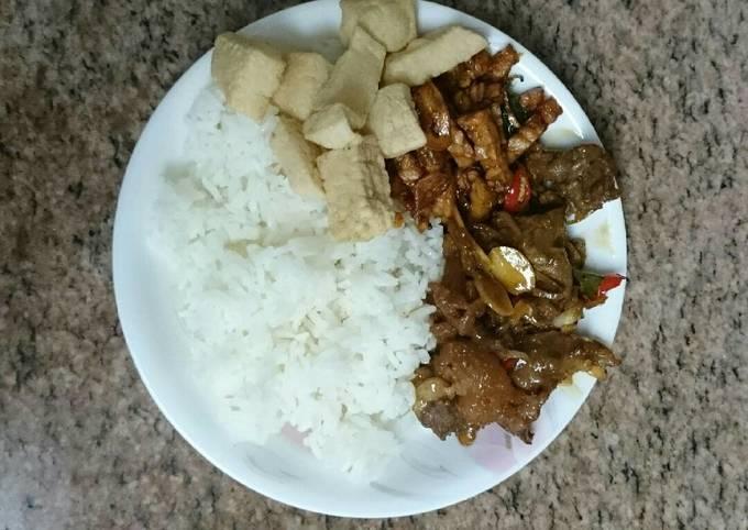 Resep: Nasi Gandul(nasi khas kab.Pati)