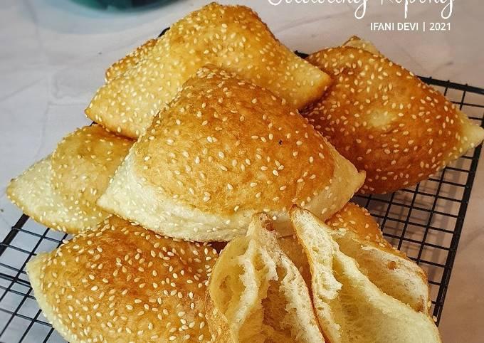 Resep: 335 Odading Kopong/Roti goreng kopong