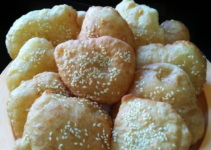 Resep Odading/Roti Bohong tanpa Ulen