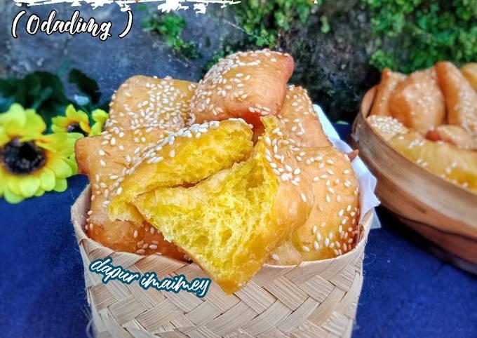 Resep: Roti goreng (odading)
